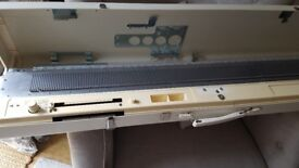 Knitting Machine and accessories for sale