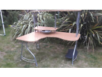 Space Saving Desk by Space 2