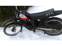 Honda mtx 50cc field bike / pitbike cr yz REDUCED!!