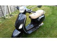 Vespa LX 50 2008 *****low miles**** great condition *** MOT