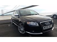 Audi A4 2.0 TDI S Line 4dr S4 modifications new time belt just fitted 1 year MOT