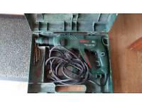 Bosch drill,sander, forge steel screwdriver s
