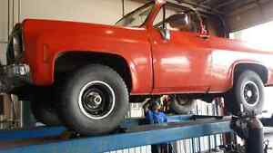1975 K5 Blazer Reduced 10 x 10 summer shelter included this week