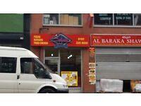 Takeaway for sale (Rajas)