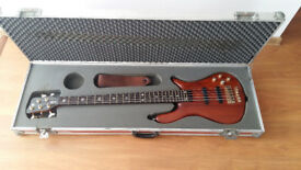 Warwick streamer stage II 5 strings, made in Germany