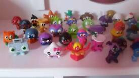 Moshi Monster figures