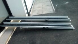 "Mobility Care® Telescopic Channel Ramp - Pair, Length 3m (9'10"")"