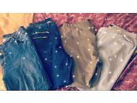 Plus size- size 22 jeans/jeggings bundle