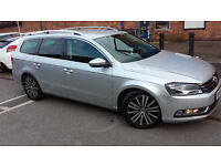 Volkswagen Passat 2.0 TDI BlueMotion Tech Sport 5dr WELL LOOKED AFTER,1 YEAR MOT,JUST BEEN SERVICED.