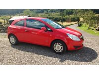 2009 Vauxhall Corsa 1.0 - Perfect First Car