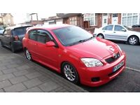 toyota corolla t sport vvtli over 200bhp not replica s3,rs3,m3,m5,gti,r32,vxr,rs,type r,turbo,px.