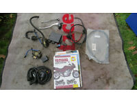 Spare parts bundle for Yamaha Diversion XJ900S