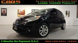 2014 Nissan Versa Note 1.6 SL | Backup Camera|