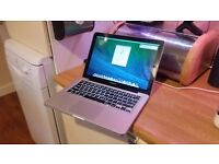 Mid-2010 Apple MacBook Pro A1278 - CORE i5 - SCREEN CRACKED STILL USABLE