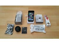 iPod Touch 6th Gen, 16GB, Great Condition, Space Grey, New Rechargeable Speaker & Docking Station