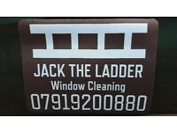 Jack The Ladder Window Cleaning - Guildford and surrounding areas / Traditional and Pole System