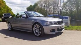 2006 BMW 330CD M SPORT METALLIC GUNMETAL GREY - LOTS OF HISTORY- EXCEPTIONAL CAR IN SUPERB CONDITION