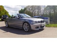BMW 330CD CONVERTIBLE M SPORT METALLIC GUNMETAL GREY - LOTS OF HISTORY- EXCEPTIONAL CAR