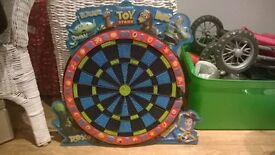 Toy Story dart board