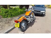 Yamaha dragstar 1998 650 in good condition
