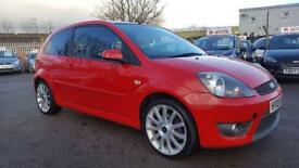 FORD FIESTA 2.0 FACELIFT ST 3 DOOR 2008 /12 MONTH MOT/ FSH / HPI CLEAR / EXCELLENT CONDITION