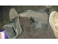Zara boots size 9 worn twice