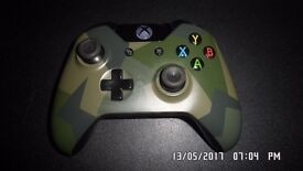 Xbox One Official Controller Camouflage Special Edition for sale
