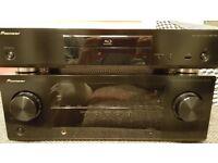 Pionier cd (display not working) and amplifier which is broken