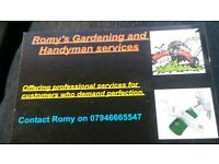 Romys Gardening Services