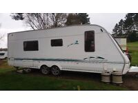 SWIFT CONQUEROR 630 SAL 2005 CARAVAN