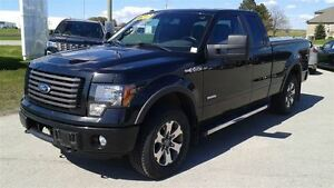 2012 Ford F-150 FX4 4X4 | One Owner | Accident Free Kitchener / Waterloo Kitchener Area image 3