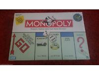 MONOPOLY BOARD GAME VARIOUS TITLES NEW AND SEALED 1996-2001