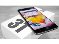 ONE PLUS 3T UNLOCKED TO ALL NETWORKS