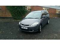 *****MAZDA 5 SPORT 7 SEATER WITH 1 YEARS MOT WITH FREE 6 MONTHS WARRANTY***