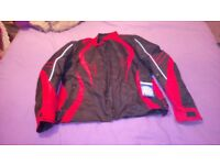 Womens large motorcycle jacket