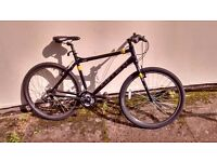 Carrera hybrid bike excellent condition used 3 times £155