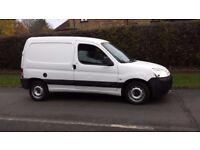 Citroen Berlingo 1.9 DIESEL 2006 56 Reg Excellent Little Van Long MOT £795
