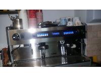 commercial coffee machine bravura