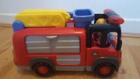 Early Learning Centre Fire Engine with sounds