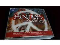 SIXTIES CLASSICS 4 CDS BOX SET