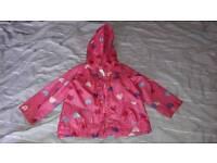 Baby girl coat 9-12 Months