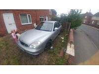 Daewoo 1.6 low milage cheap 39000 miles