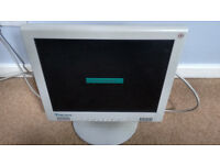 """Relisys TL565 15"""" LCD Monitor"""