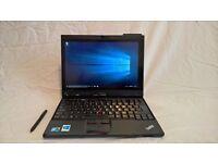 Lenovo Thinkpad X201 Laptop/Tablet Hybrid