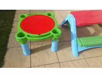 Mookie sand and water table, brand new in box