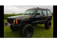 Jeep 4x4 classic .. Toyota defender discovery