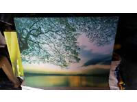 Set of Natural Canvas Prints