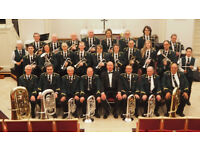 Percussionist needed for a BRASS band in Bushey area (b)