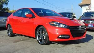 2016 Dodge Dart GT - FULLY EQUIPPED - 600  KILOMETERS !!!!