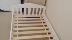 Mothercare Darlington Single Bed - White
